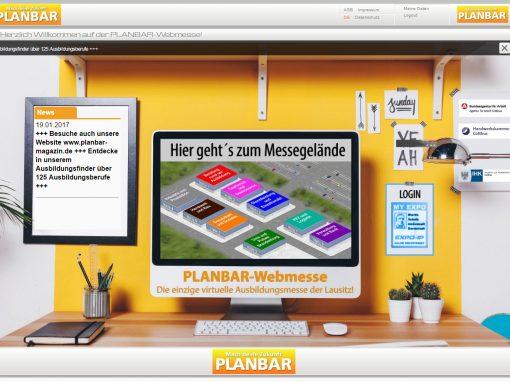 Webmesse Planbar